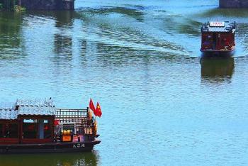 【武宁县文化广场】西海湾景区大门票+船票(成人票)-美团