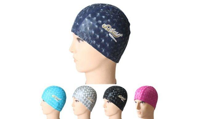 奇海布胶一体泳帽,仅售25元!价值69元的奇海布胶一体泳帽1个,奇海正品布胶一体帽护耳、透气、不勒头,男女通用