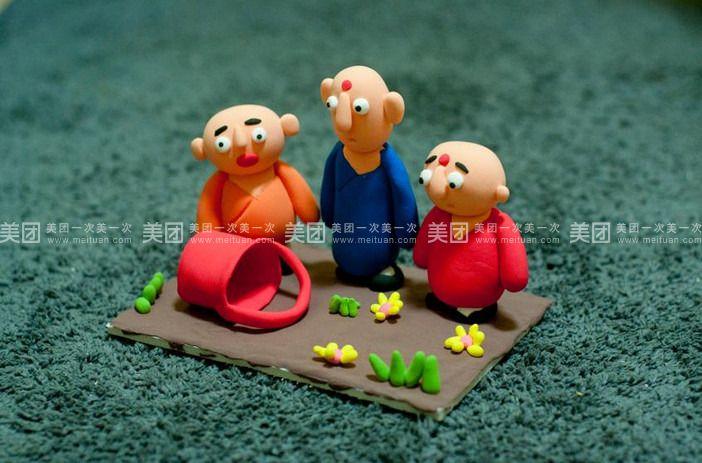 【南京卖草莓的蝙蝠侠团购】卖草莓的蝙蝠侠粘土制作