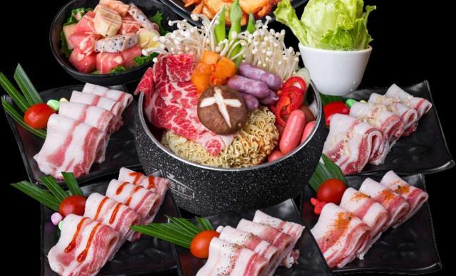 :长沙今日团购:【烧肉计划】美国黑猪肉套餐,建议2人使用,提供免费WiFi