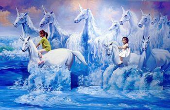 【中山区】沃美术馆3D大咖秀·魔幻错觉艺术展门票儿童票-美团