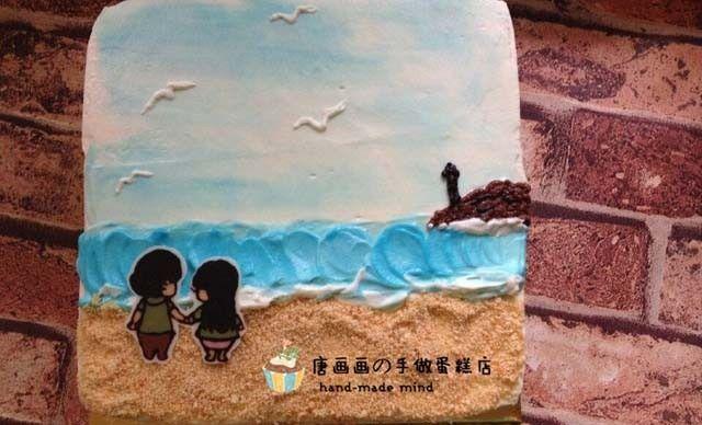 唐画画の手做蛋糕店团购 洛阳唐画画の手做蛋糕店团购 仅售148元 好