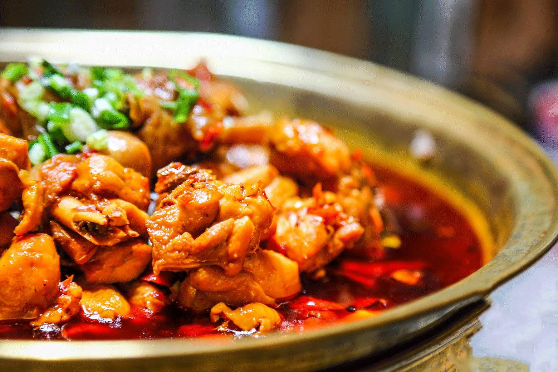 王婆火锅鸡