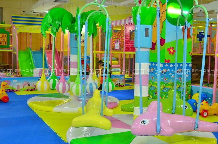 乐贝儿儿童乐园位于惠城区江北新沥路与云山东路交界