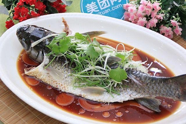 清蒸皖鱼图片