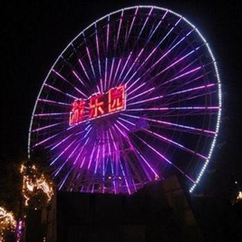 【南坪】重庆游乐园(7选6)B套票(亲子票1大1小)-美团