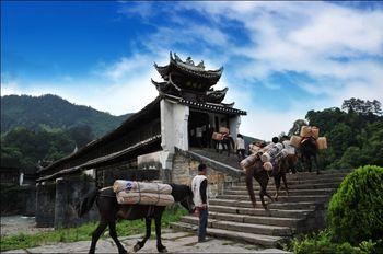 【安化县】茶马古道风景区关山峡谷门票(成人票)-美团