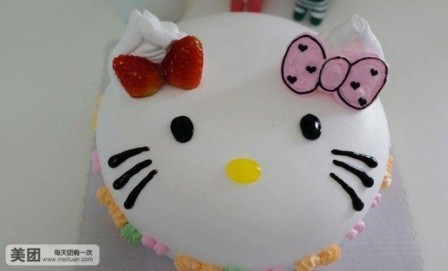 可爱小孩 蛋糕图片