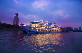 【客运港/江滩】武汉两江游览船票(含餐)(成人票)-美团