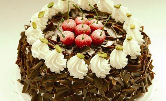 蛋糕4选1,约8英寸,圆形图片