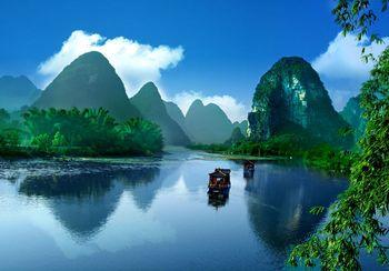 【长沙出发】桂林景区、訾洲岛景区、兴坪渔村景区等无自费3日跟团游*说走就走高铁天天发班-美团