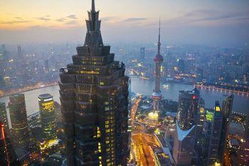 【陆家嘴】上海金茂大厦88层观光厅门票双人票-美团