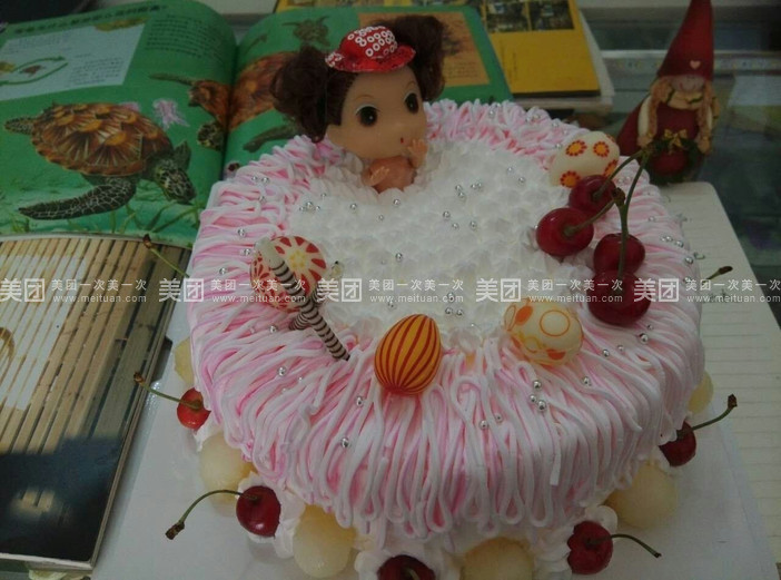 磨坊蛋糕小可爱水果蛋糕