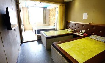 【酒店】山海温泉洗浴-美团