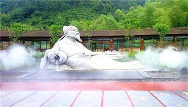 【全国】黄山醉温泉全天普通区+夹溪河漂流(成人票)-美团