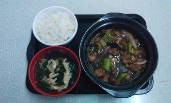 【西安】开火黄焖鸡米饭-美团