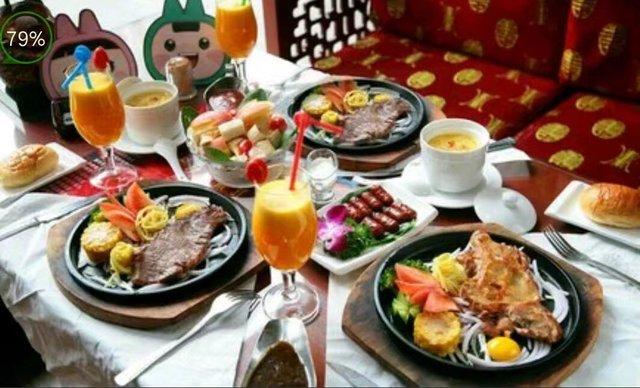 :长沙今日钱柜娱乐官网:【花之林】三人餐,提供免费WiFi