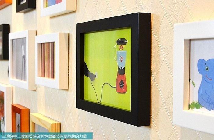 照片墙展示_设计图分享