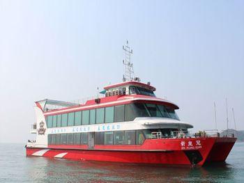 【银海区】北海南万海上观光游船成人票-美团