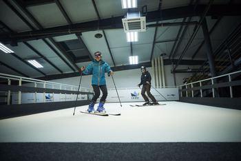 【崇文门】雪乐山室内滑雪平日门票成人票-美团