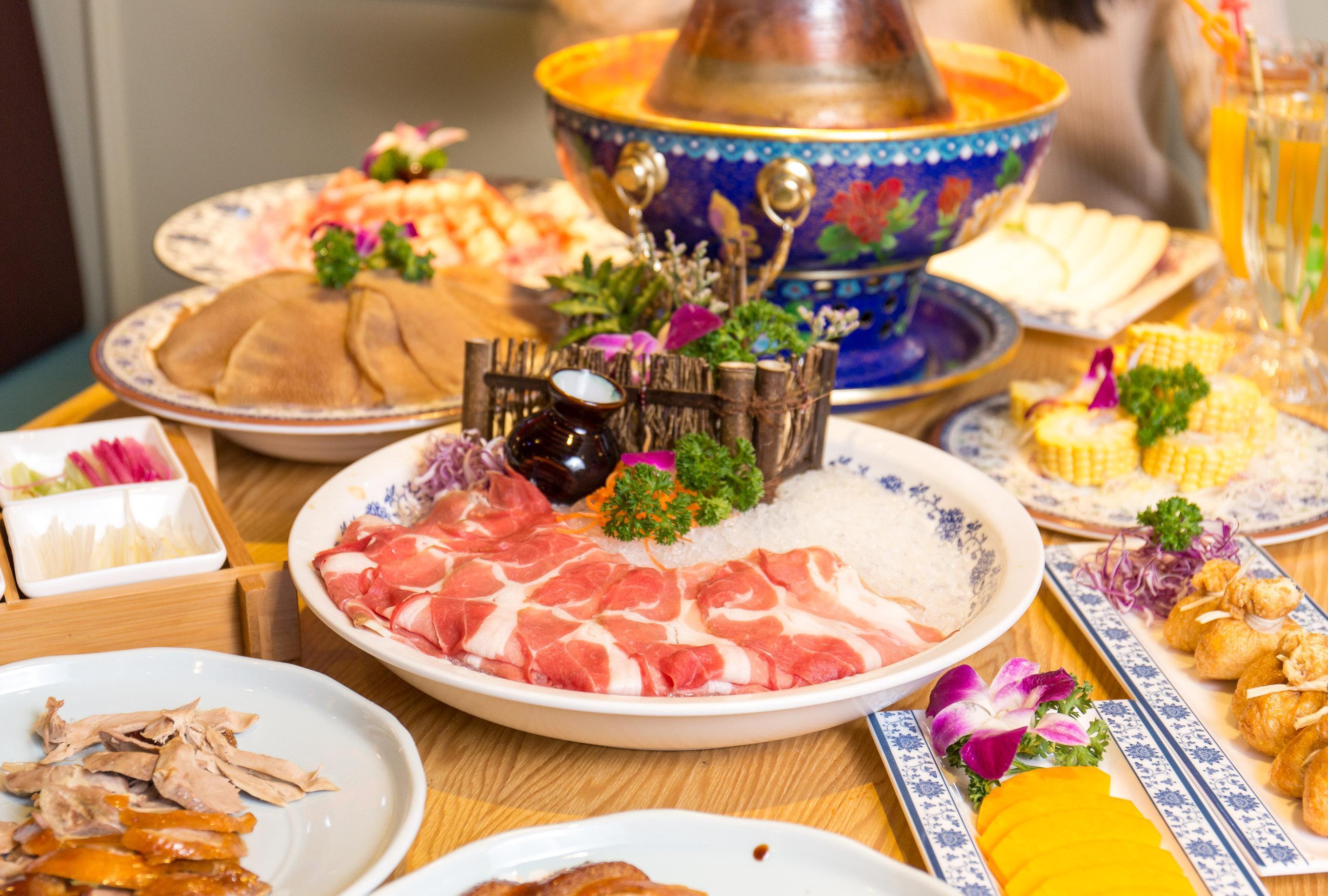 京贝勒·北京烤鸭火锅