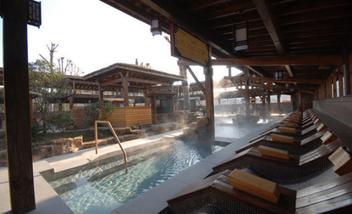 【和县】香泉温泉度假村温泉中心-美团