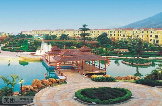 新银盏温泉旅游度假区