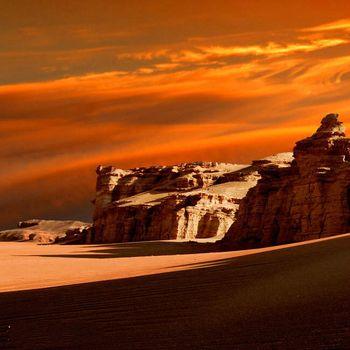 【其它】翼龙化石展馆+雅尔当旅游风景区(魔鬼城)单人票-美团