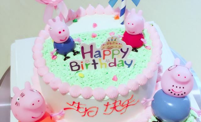:长沙今日钱柜娱乐官网:【卡思唯特手工烘焙】私人定制蛋糕1个,约6英寸,圆形及