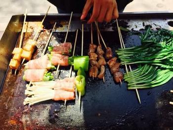 【北京】山水人家自助烧烤-美团