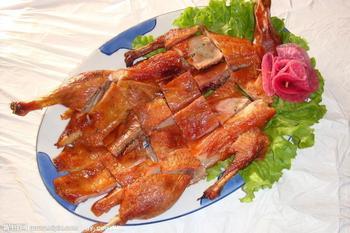 【磁县】老北京果木烤鸭-美团