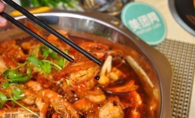 王婆大虾4人餐,提供免费WiFi