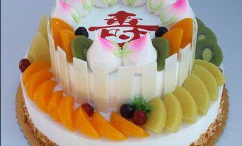 【北京】梅花王蛋糕-美团