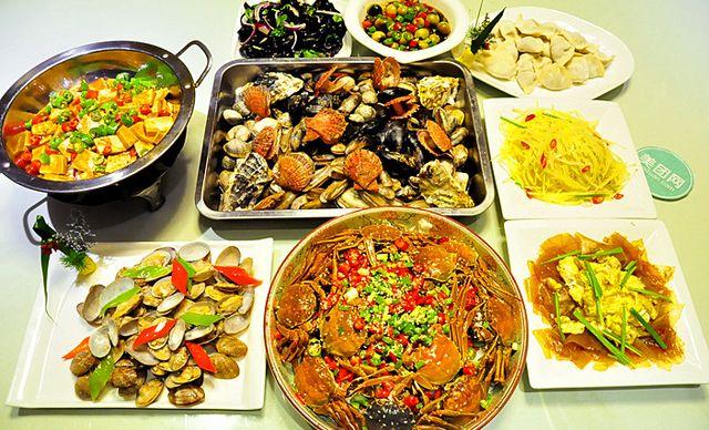【济南美如家特色海鲜团购】价格|地址|电话|菜单