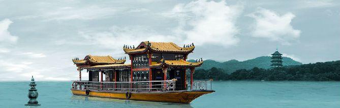 【其它】杭州海底世界门票+西湖船票+灵隐飞来峰门票(成人票)-美团