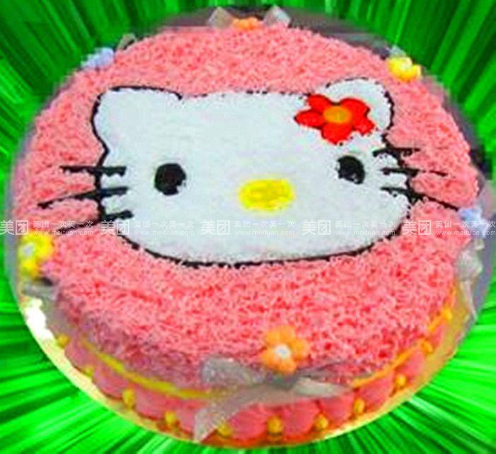 【北京麦香村团购】麦香村卡通蛋糕团购|图片|价格
