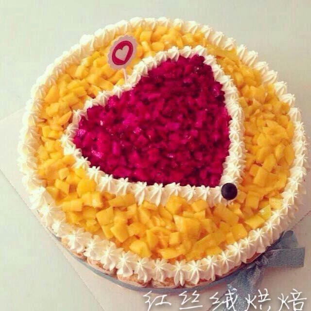 红丝绒烘焙坊-美团
