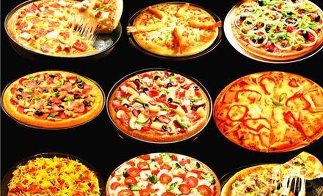 【时代广场-步行街】爱尚披萨菜品6选1,建议单人使用,提供免费WiFi