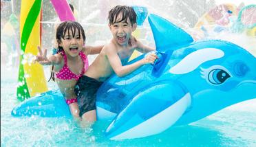 【其它】广州长隆水上乐园+长隆野生动物世界特定日儿童长者票-美团