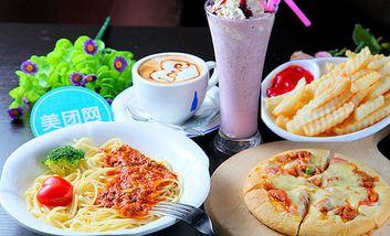 【广州等】蓝樽咖啡店-美团