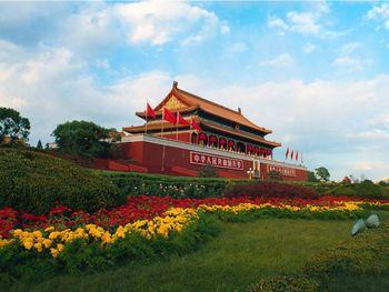 【北京出发】故宫博物院、司马台长城、古北水镇1日跟团游*长城远眺,独赏江月夜-美团