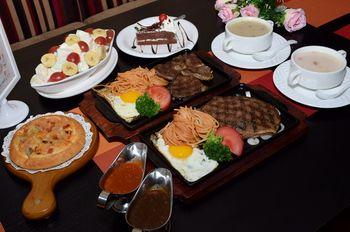 【北海】悠时光意式休闲餐厅-美团