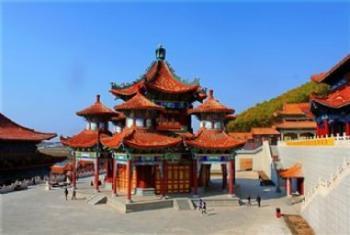 【敦化市】六鼎山文化旅游区-美团