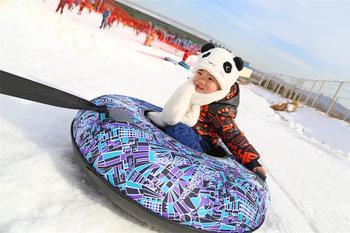 【东港区】沁园春滑雪场-美团