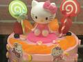 摇头娃娃蛋糕