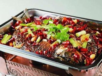 巫山烤全鱼·麻辣水煮鱼