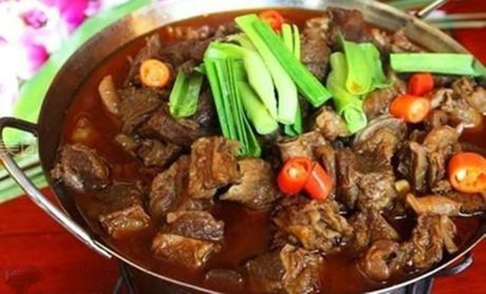 牛大王特色卤味牛肉火锅