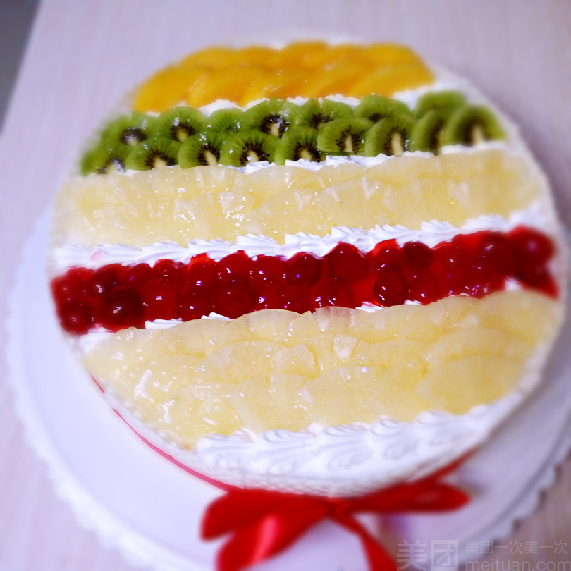 THE ONE DIY蛋糕工厂-美团