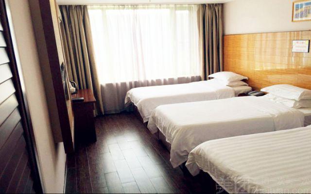 乐雪假日酒店-美团