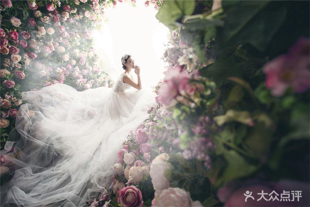 玫瑰花隧道